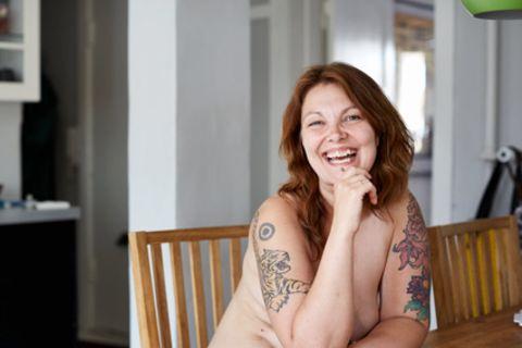 """Nackt und ohne Photoshop: Das """"Nu Project"""" zeigt, dass jeder Mensch schön ist!"""