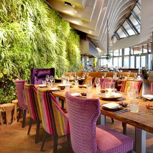 Highlights in Hamburg: 7. Dinner im Restaurant Coast