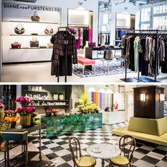 Highlights in Hamburg: 2. Shoppen und Entdecken bei UZwei