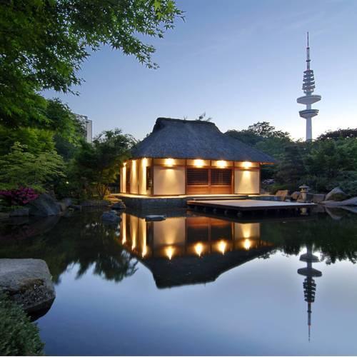 Highlights in Hamburg: 4. Entspannung im Park Planten und Blomen