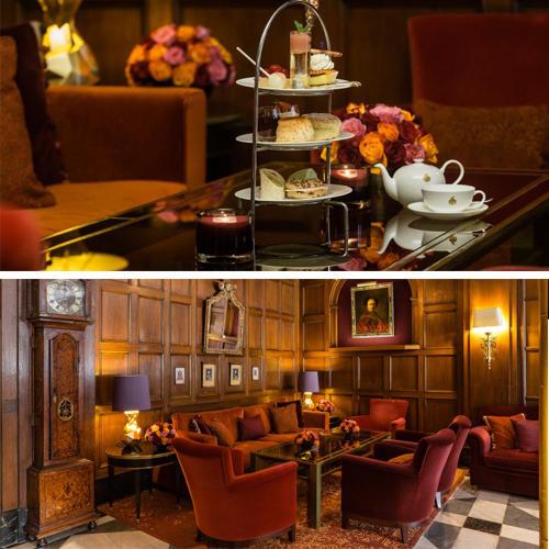 Highlights in Hamburg: 5. Afternoon Tea im Hotel Vier Jahreszeiten