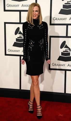Stil: Die Stars bei den 57. Grammy Awards