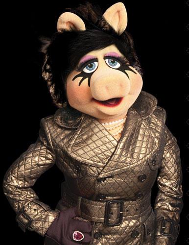 Miss Piggy ist das neue Gesicht von MAC
