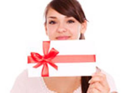 Auf die allerletzte Minute: Geschenkgutscheine online kaufen