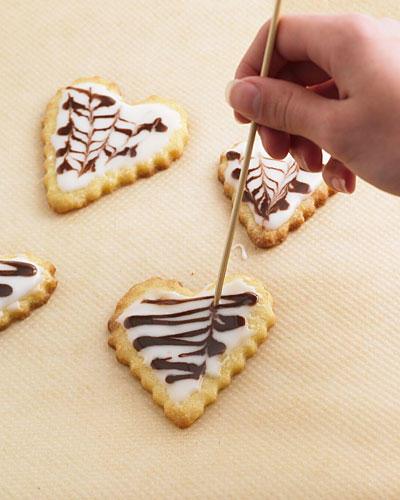 Backen pl tzchen verzieren die tricks der backprofis - Kekse dekorieren ...