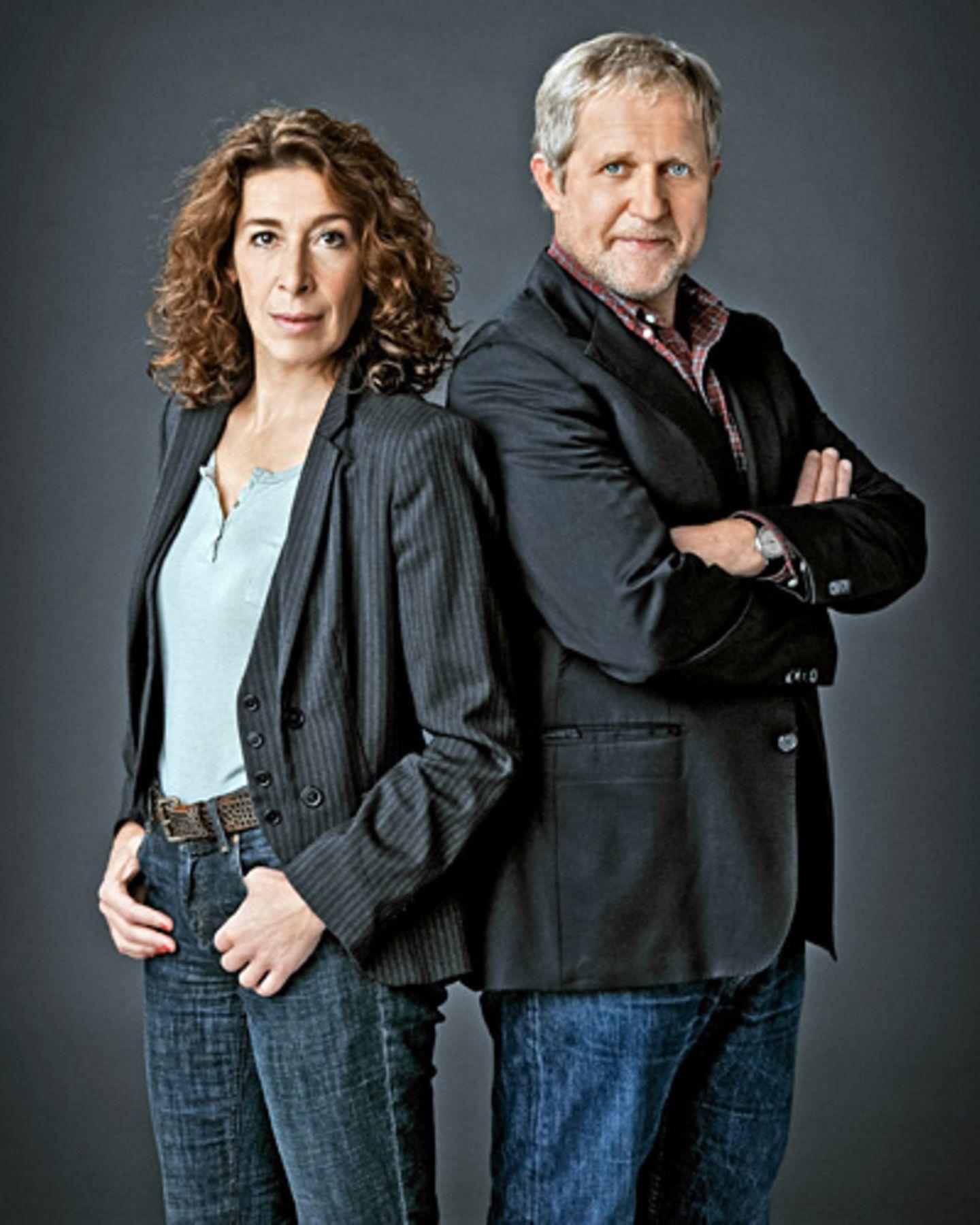 TV-Kommissare: Moritz Eisner und Bibi Fellner