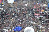 Mehr Proteste