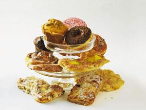 Kalorien-Check: Rosinenschnecke, Berliner und Co.