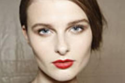 Das kommt, das bleibt: Roter Lippenstift