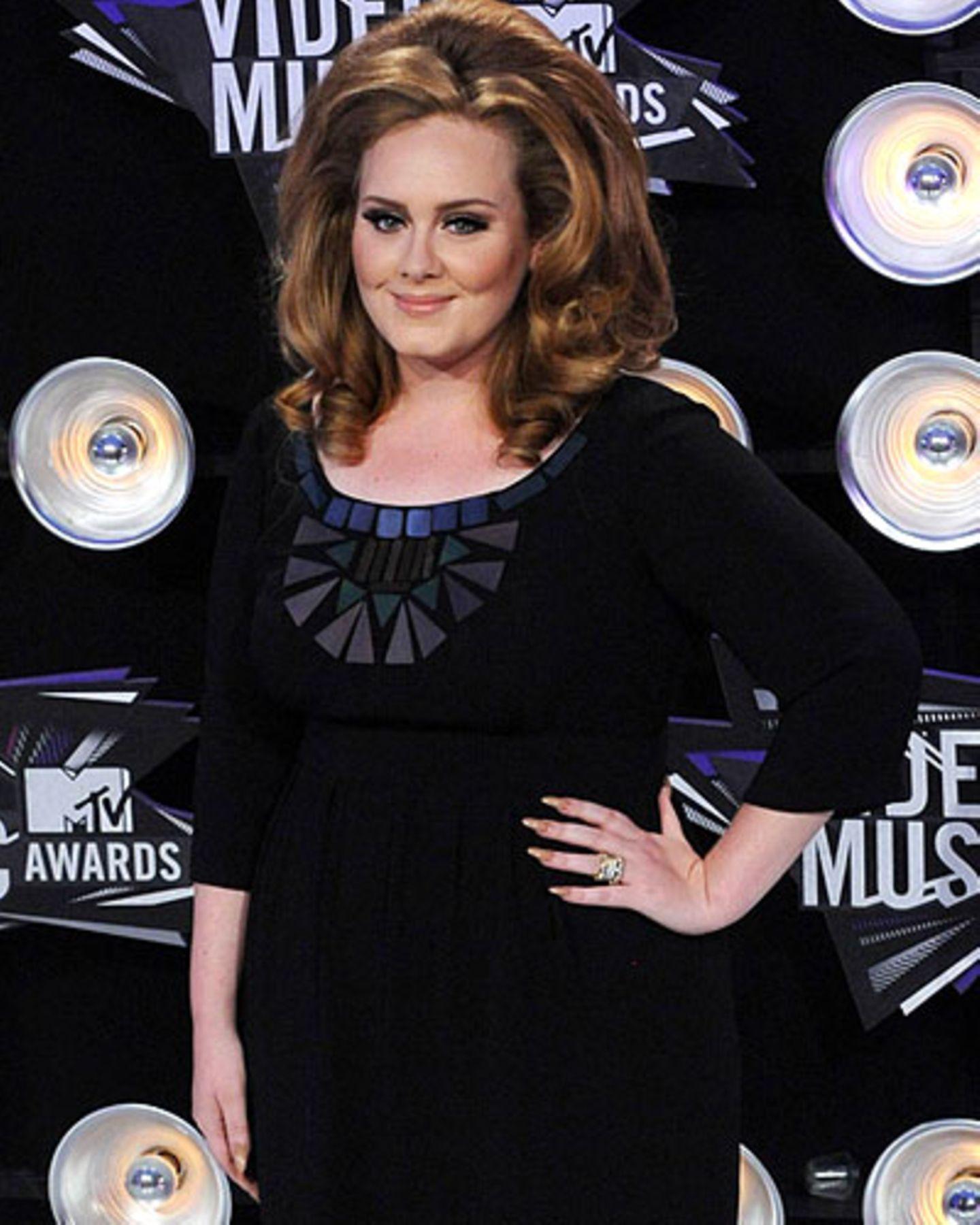 Karl über Adele