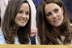 Karl über Catherine und Pippa Middleton