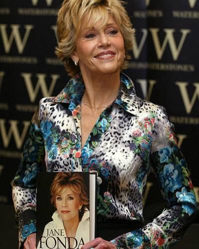 """Jane Fondas Biographie """"My Life So Far"""""""