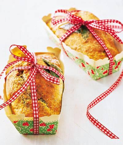 Mohn-Sesam-Brot selbstgemacht fertig