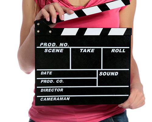 Filmproduktion begleiten