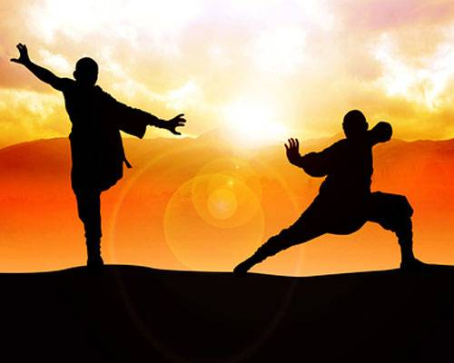 Ins Shaolin-Kloster gehen