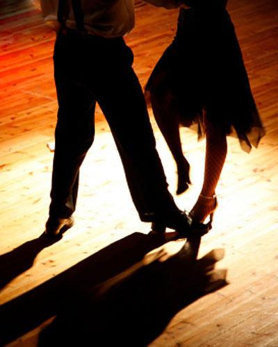 Mehr Tanzen