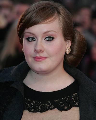 Star Style Adele Und Ihre Frisuren Brigittede