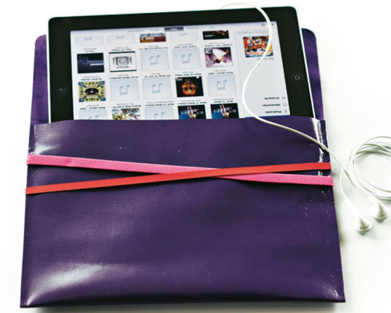 iPad-Hülle selber machen