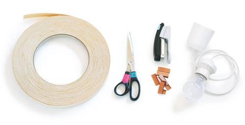 Pendelleuchte Holz Materialien