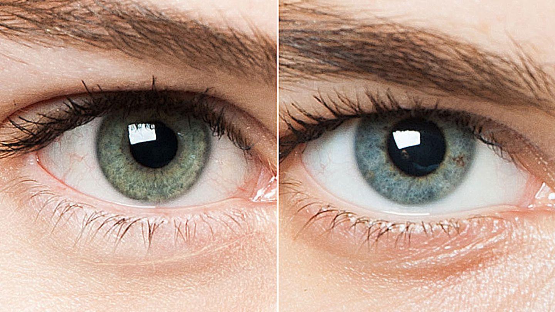 Typberatung Welches Make Up Passt Zu Meiner Augenfarbe Brigitte De