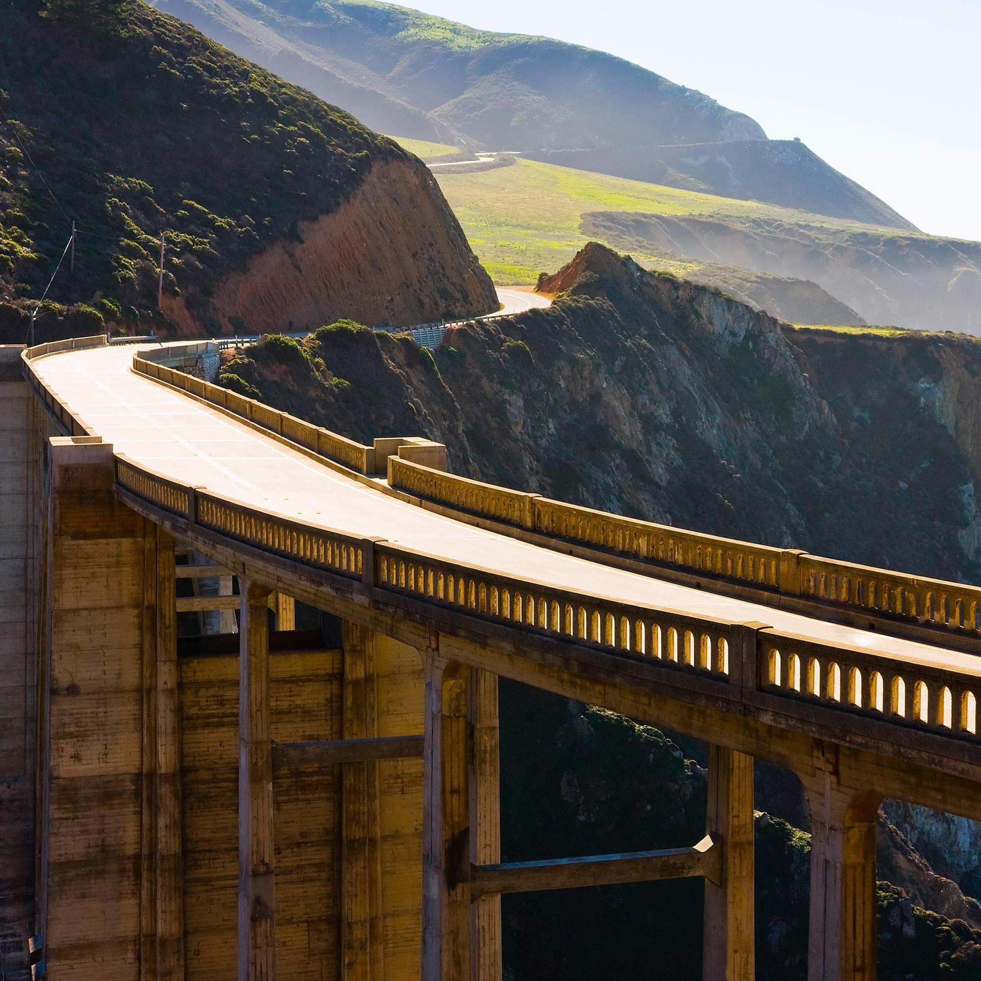 Kalifornien: Highway No.1