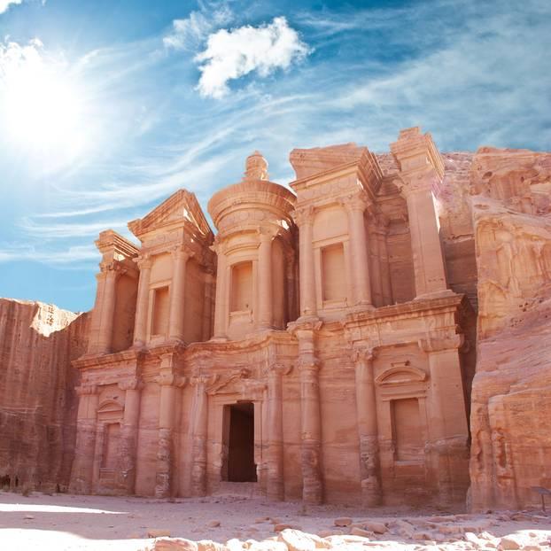 Jordanien: Petra