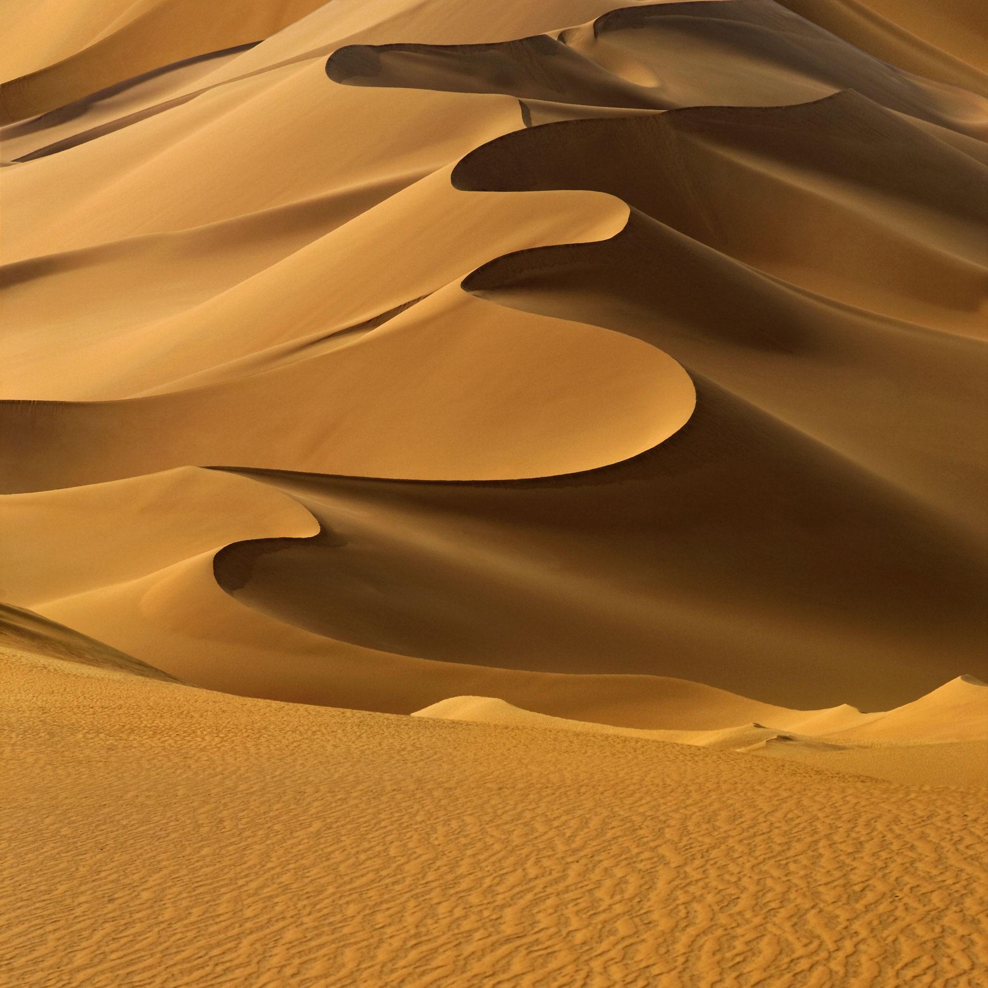 Sahara: Dünenmeer