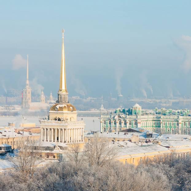 St. Petersburg: Eremitage