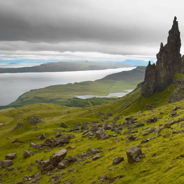 Schottland: Isle of Skye