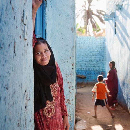 Ägypten: Nil