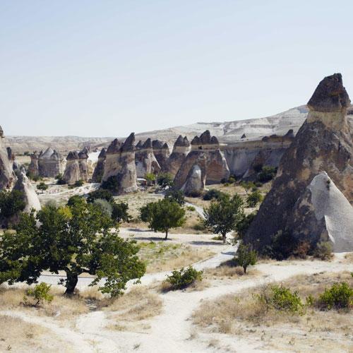 Türkei: Kappadokien