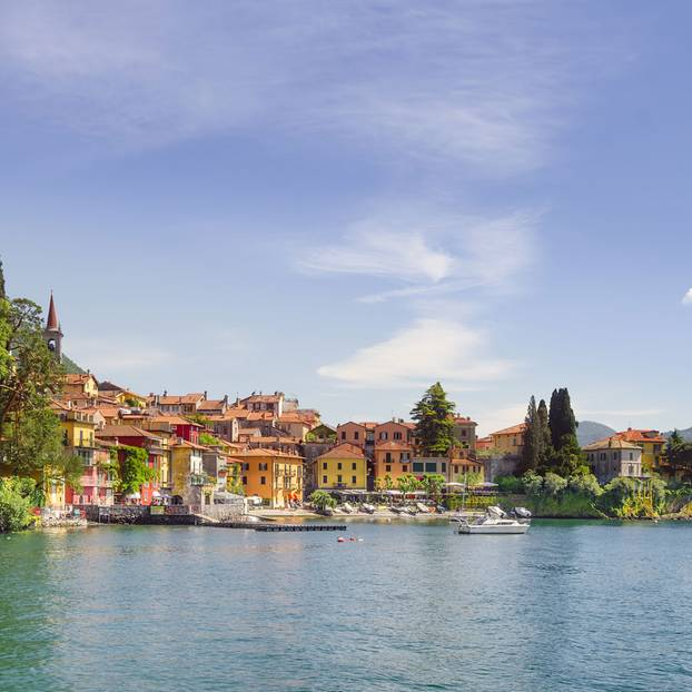 Italien: Comer See
