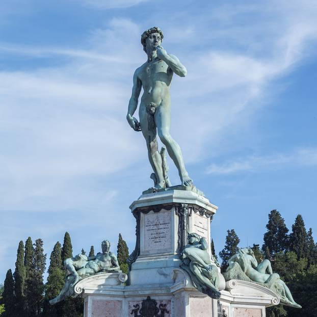 Florenz: David
