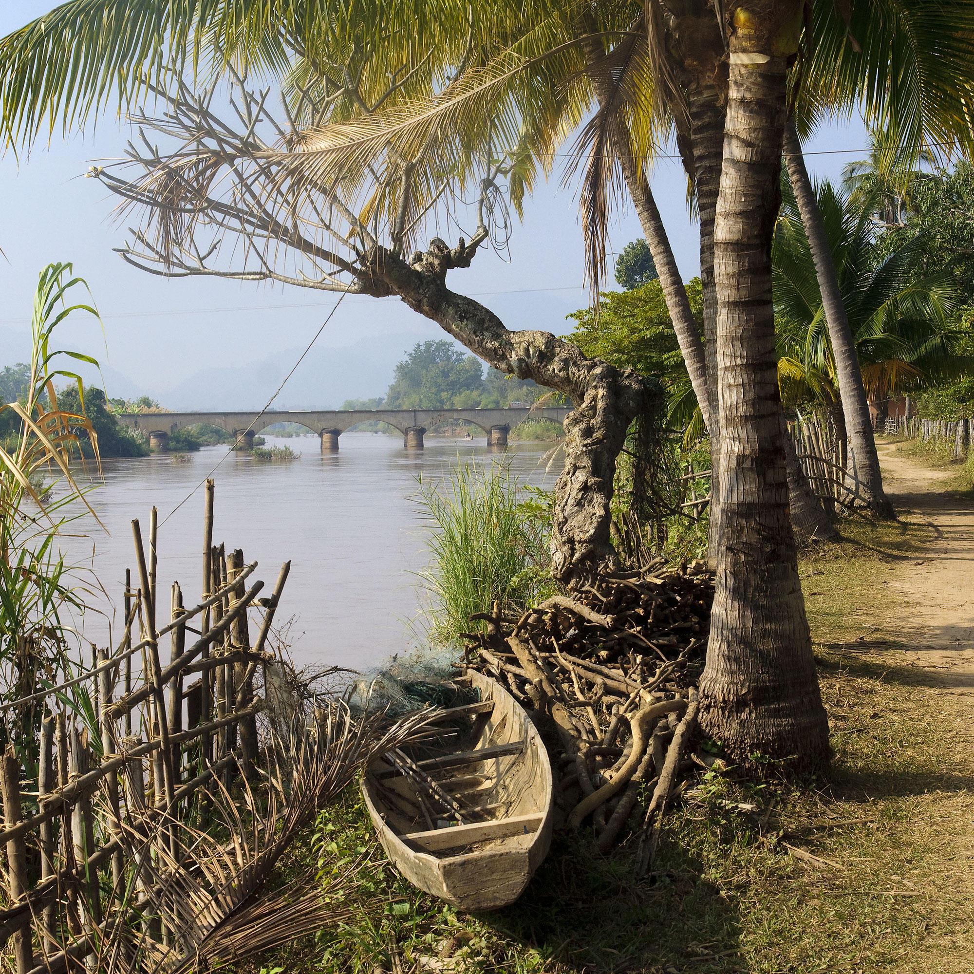 Laos: 4000 Inseln