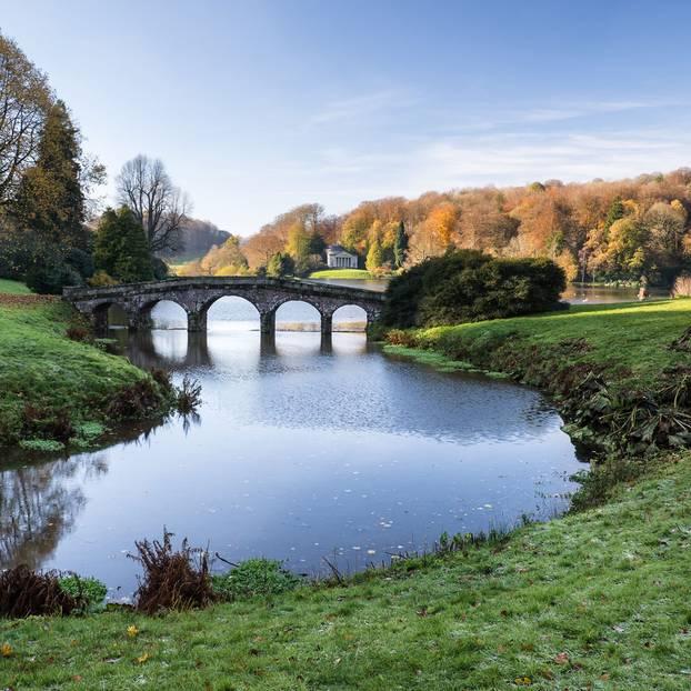 England: Stourhead Gardens