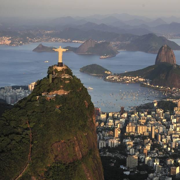 Rio de Janeiro: Corcovado