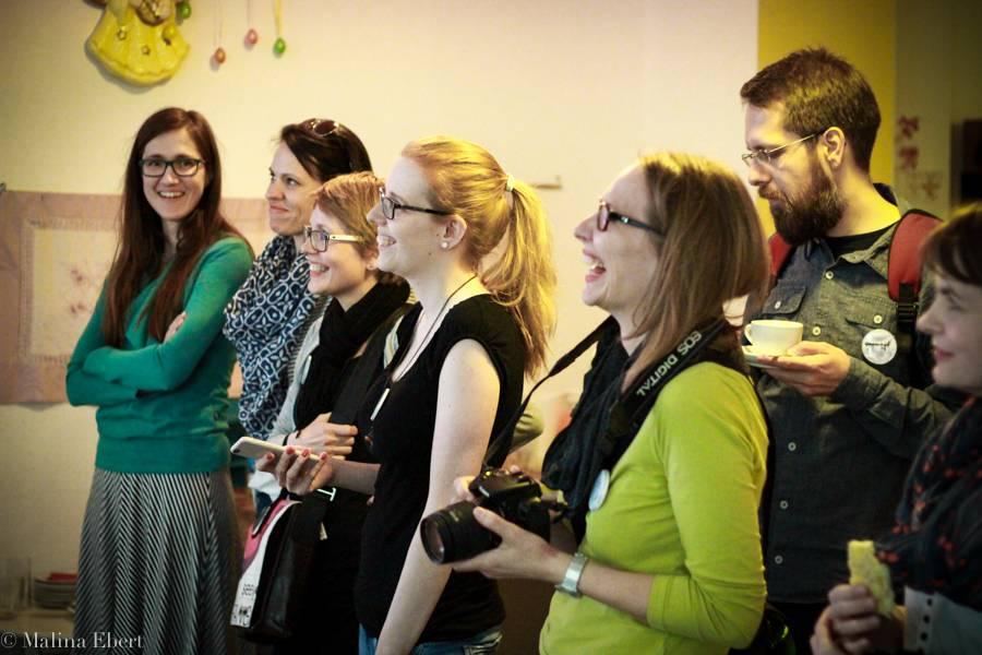 Konferenz in Berlin: Nicht nur das Netzwerken stand im Fokus, es gab auch fachliche Vorträge zu Themen, die für Elternblogger spannend sind. Zum Beispiel zur Frage, wie viel Privates Blogger preisgeben sollten und welche ethischen Probleme gerade für Eltern entstehen.