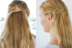 Schnell gesteckt: Frisuren mit Haarklammern