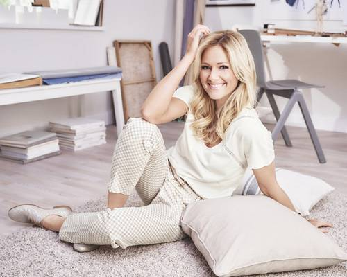 mode news helene fischer designt erneut f r tchibo. Black Bedroom Furniture Sets. Home Design Ideas