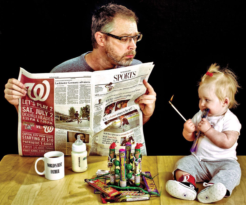 Dave Engledow und Alice Bee: eine explosive Mischung