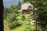Kärnten: Ferien auf der Alm