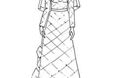 Royale Hochzeitskleider: Prinzessin Mabel