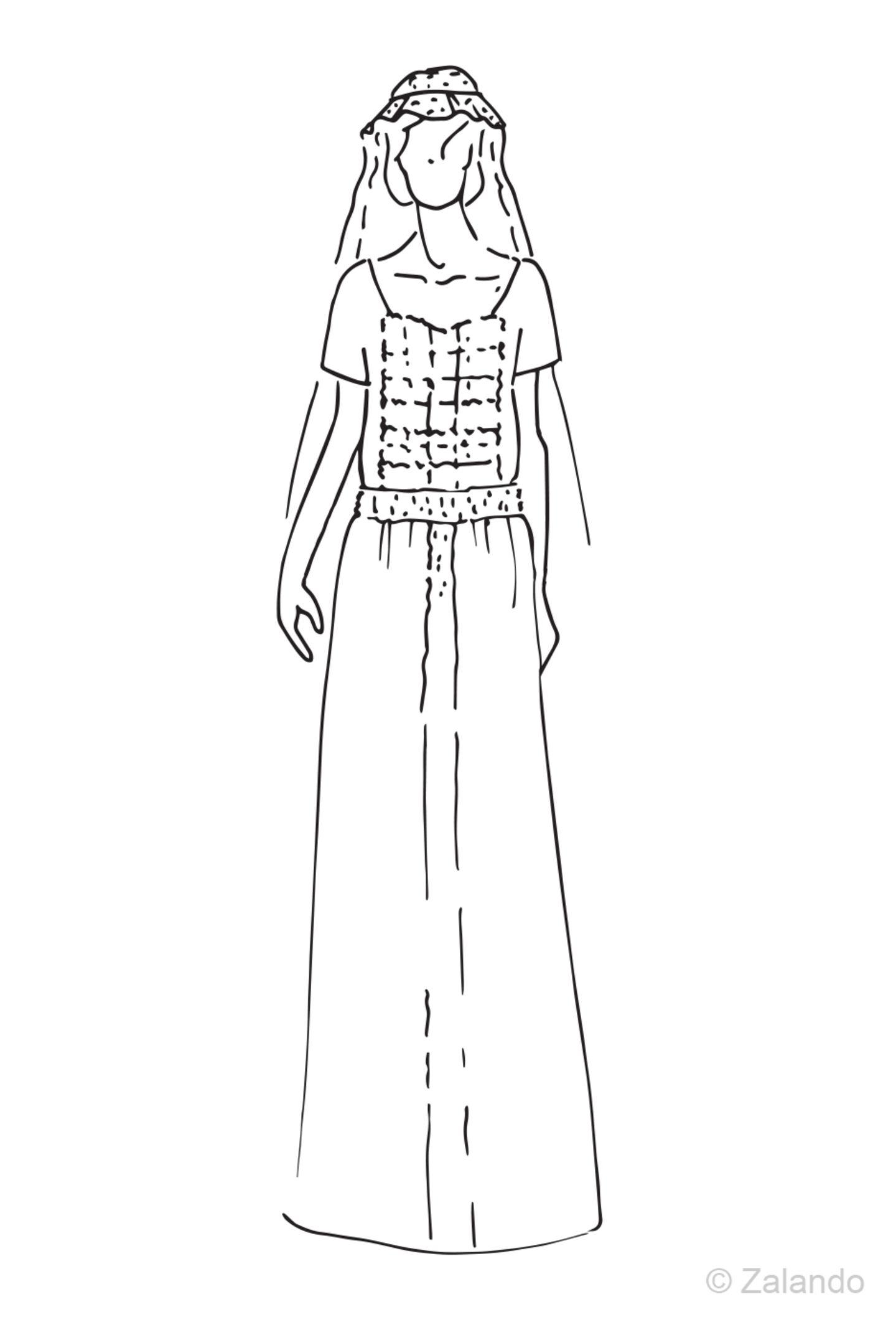 Royale Hochzeitskleider: Queen Elizabeth I