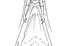Royale Hochzeitskleider: Königin Sofia von Spanien