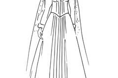 Royale Hochzeitskleider: Großherzogin Maria Theresa von Luxemburg