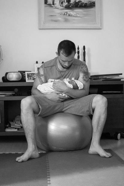 Geburtsfotos: Extrem, aber wunderschön: Faszinierende Bilder von einer Heimgeburt
