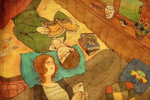 """Wie wir ohne Worte """"Ich liebe dich"""" sagen"""