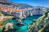 Dubrovnik: Stadt im Meer