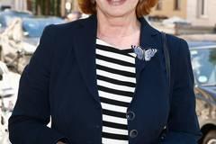 """Senta Berger (73), österreichisch-deutsche Schauspielerin (""""Altersglühen"""")"""