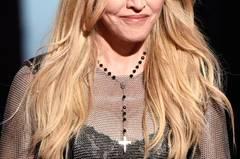 Madonna, (56) Sängerin und selbsternannte Sexgöttin